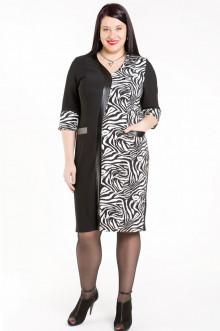Платье 417 Luxury Plus (Черный)