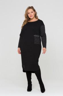 """Платье """"Орнелла 2"""" Intikoma (Чёрный)"""