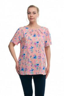 "Блуза ""Олси"" 1610013/10 ОЛСИ (Розовый)"