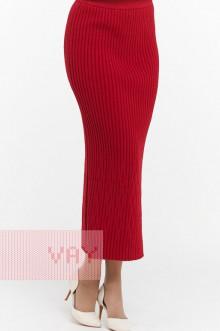 Юбка женская 5027 Фемина (Красный)
