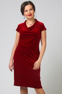"""Платье """"СКС"""" 3548/1 (Красный)"""